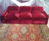 Neuanfertigung Sofa mit Stauraum